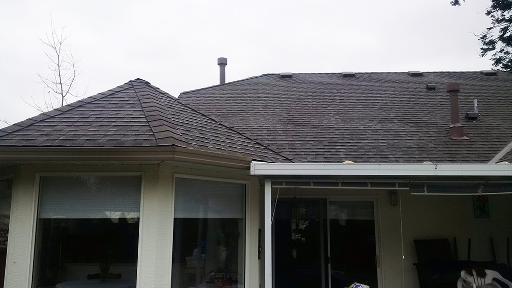 Residential New Roof – 48b St Ladner