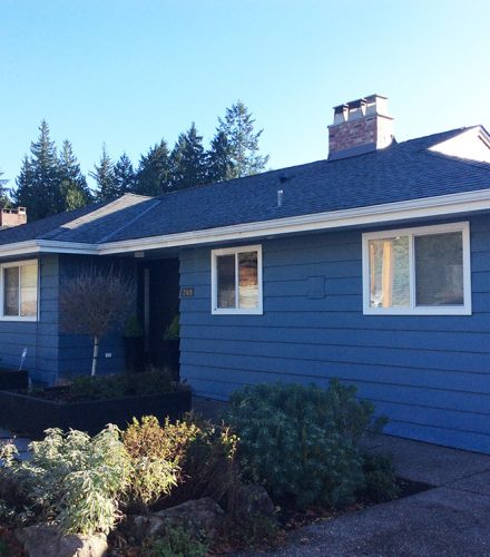 Residential Roof replacement – Tudor Ave North Vancouver