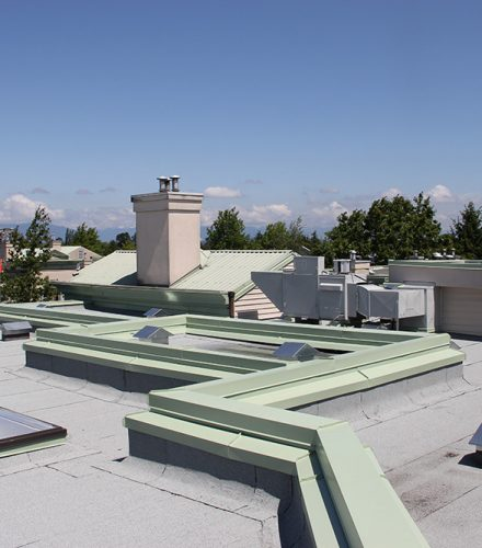 Commercial New Roof- Queens Gate Condo – Richmond