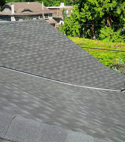 Commercial New Roof – 22nd st – North Vancouver