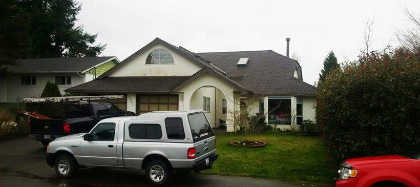 Residential New Roof – 48b St Ladner